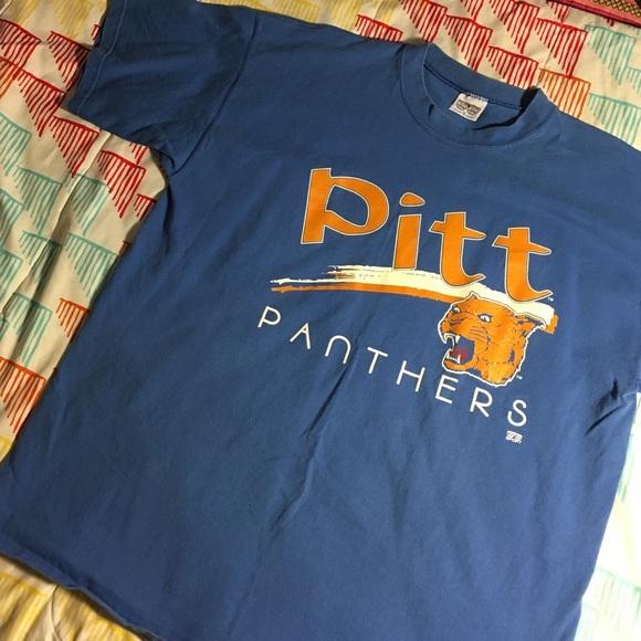 dbba898ff 20 20 Other - Vintage Pitt Panthers 1980s Football Shirt