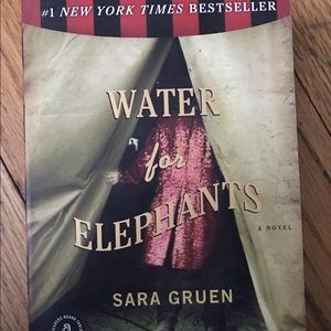 Other - Water for elephants. Soft cover