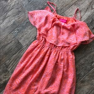 Lilly Pulitzer for Target Dresses & Skirts - Lily Pulitzer for Target Satin Dress - Giraffe
