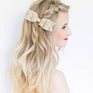 Accessories - Glitter hair clip bows ~ more colors