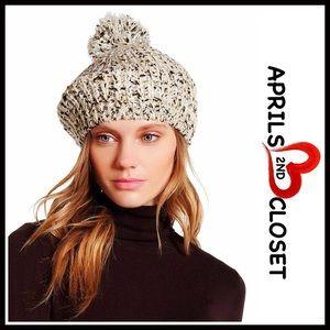 ❗1-HOUR SALE❗Pom Pom Knit Beret Beanie Hat