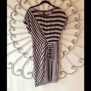 BCBG Max Azria Striped Dress, size S