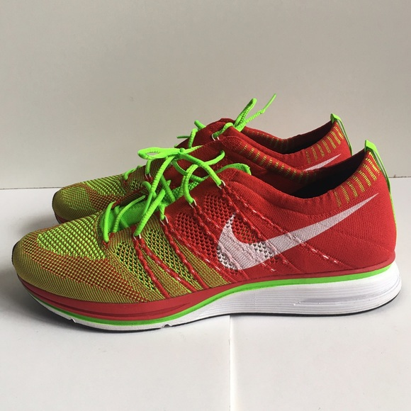 96a92042f2593 Nike Flyknit Trainer Big Apple men s size 12. M 58700e3f291a35ce00048b33