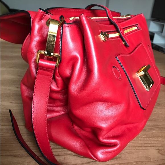 b6e521d94ce1 Miu Miu Vitello Soft flap bag. M 58700ff1bcd4a7f47d019271