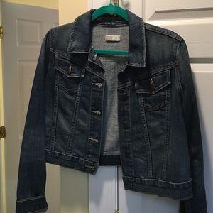 Old Navy Jackets & Blazers - Maternity Denim Jacket