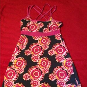 Activewear dress w/lots of stretch Like New Sz M