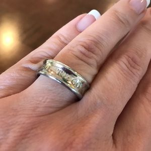 Tiffany & Co. Jewelry - Tiffany & Company 1837 collection ring