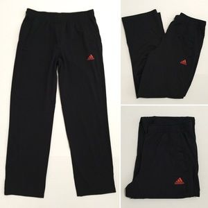 Adidas Other - [Adidas] men's black athletic track/jogger pant M