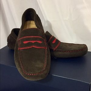14th & Union Other - Men's Suede Penny Driver  Size 13
