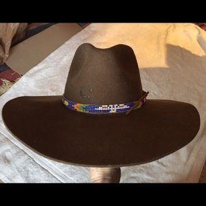 Charlie 1 Horse Accessories - Floppy Brown Felt Wanderlust Charlie 1 Horse  Hat 1a64b2c6d3bc
