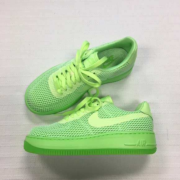 Women's Nike Air Force 1 Low Upset Breathe Shoes