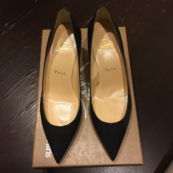 separation shoes 9542f 35233 Brand New Christian Louboutin 55mm Pigalle NWT