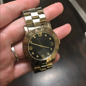 Marc Jacobs Accessories - Marc Jacobs Gold Watch