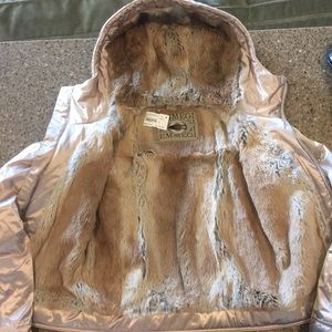 Bogner Jackets & Blazers - Emmegi Rabbit Fur Lined Woman's Ski Jacket