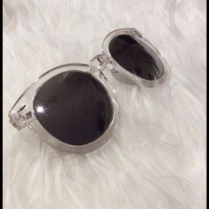 simplylovable Accessories - Translucent Mirrored Sunnies