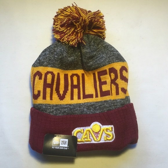 a962ceae765 Cleveland Cavaliers beanie hat. M 587034b878b31c3e77051ac9. Other  Accessories you may like. Unisex New Era ...