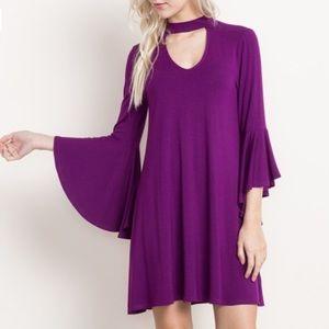 Dresses & Skirts - Choker Keyhole Dress Small Only!