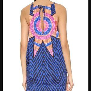 Mara Hoffman Dresses & Skirts - NWOT Mara Hoffman Starbasket Draped Side Mini