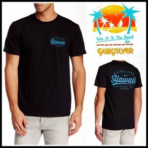 Quiksilver Other - ❗️1-HOUR SALE❗️QUICKSILVER TEE HAWAII