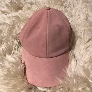 Urban Outfitters Other - UO Leather Baseball Hat