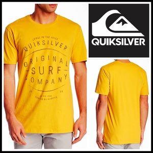 Quiksilver Other - QUICKSILVER TEE ' Original Surf Company'