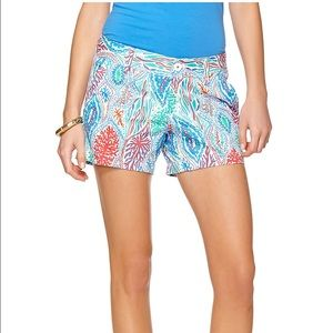Lilly Pulitzer Multi let minnow Callahan short