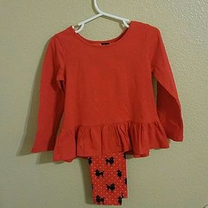 Children's Place Other - Children's Place Top and Leggings Set NWT size 3T