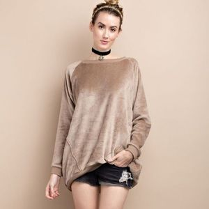 Bare Anthology Sweaters - Furry Super Soft Cozy Sweater