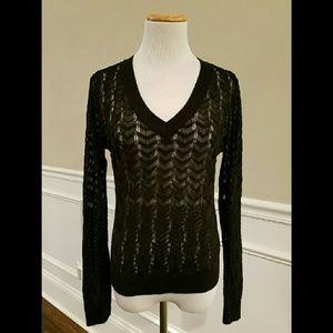 Missoni Sweaters - Missoni for Target Black V Neck Sweater SZ M