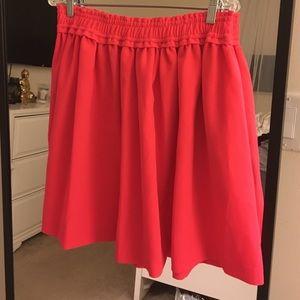 kate spade Dresses & Skirts - Kate Spade NEW w/ tags Hot pink sweetheart skirt