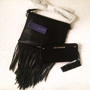 Rebecca Minkoff Handbags - 26% OFF! Rebecca Minkoff Fringe Hobo Crossbody Bag