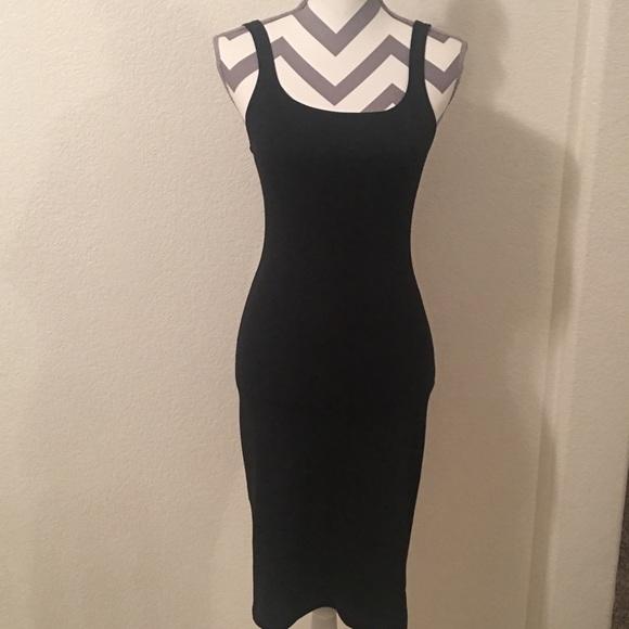 2bde6dc432b7 Zara Dresses | Trafaluc Bodycon Midi Dress | Poshmark