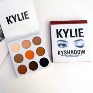 Other - Kylie Bronze Shadow Palette