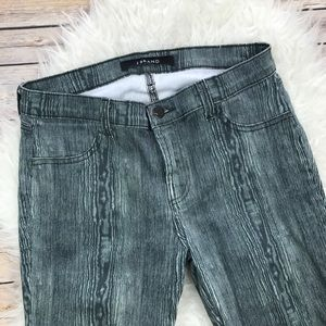 J Brand Denim - J Brand Super Skinny Jeans in Woodgrain
