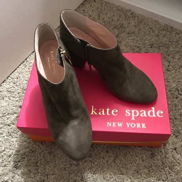 ef06f30efc6d kate spade Shoes - Kate Spade ♤ booties made in italy 🇮🇹