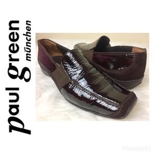 Paul Green Shoes - Paul Green Signature Leather Loafers