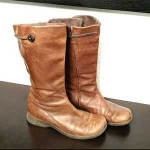 67a572a678f33a Teva Shoes - Teva Montecito Leather Boots