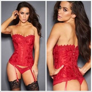Frederick's of Hollywood Other - ❤️Fredericks of Hollywood Dream Sweetheart Corset