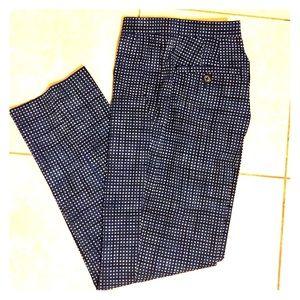 NWT!!! Marc Jacobs Plaid Trouser