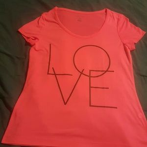 Material Girl Tops - Sale....Valentine's Day T Shirt