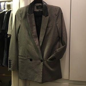 Mango Jackets & Blazers - Mango blazer jacket houndstooth pattern 🕵🏻♀️
