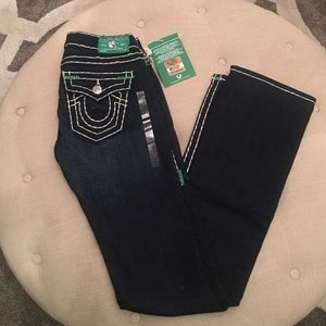 True religion 'Becky Super T' jeans! NWT!