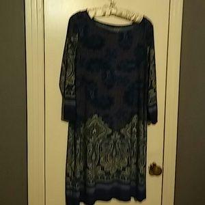 Tia Dresses Dresses & Skirts - Paisley dress