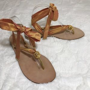 pelle moda Shoes - Pelle moda leather sandal