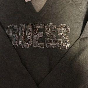 Guess hoodie / sweat shirt