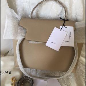 Celine Handbags - Celine Mini Belt Bag Light Taupe Brand New
