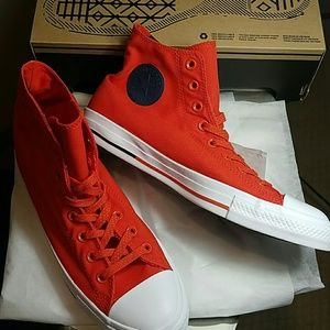 Converse Other - UNISEX Red Converse All Stars
