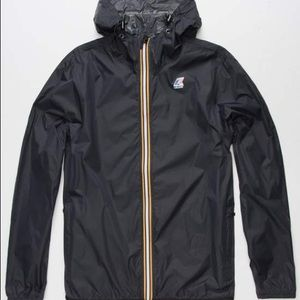 K-Way Jackets & Blazers - K-WAY Le Vrai Claude 3.0 Mens Windbreaker