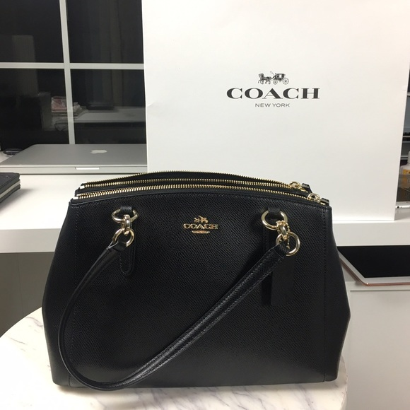 ec0774314ab Coach Bags | Sale Nwt Sm Christie Carryall Bag | Poshmark