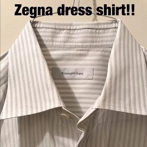 Ermenegildo Zegna Other - 100% cotton shirt by Zegna